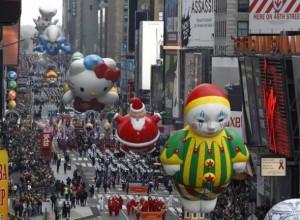 desfile de marcys