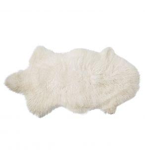 Alfombras blancas
