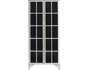 armario-con-2-puertas-en-metal-color-blanco