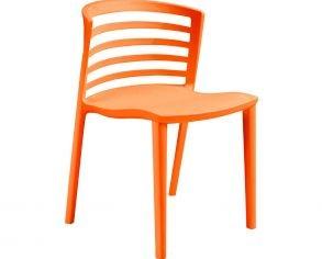 silla-de-polipropileno-color-naranja-con-diseno-en-el-respaldo
